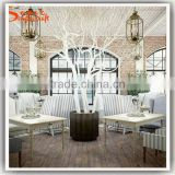 wholesale white branch Artificial dry tree branches for decor