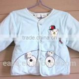 Baby winter velour cut design clothing sets