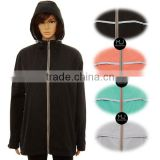 China Factory Windproof Hood Womens Rain Coat