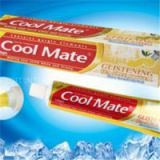 Cool Mate Gel Floride Toothpaste