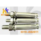 Zinc Plated Steel Expandable Bolt of High Quality