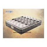 Environmental  Natural Latex Pocket Spring Mattress , Anti - Dust 11 Inch Mattress