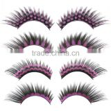 Popular Magic Fancy Eyelashes,Mink Extension Colorful Eyelashes,Wholesale Top Quality Eyelashes