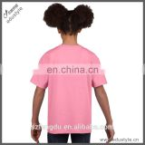 100% cotton blank Kids t shirts manufacturers
