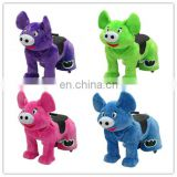 New !!!!HI CE battery operate ride on animal for kids,electric animal ride on horse in mall for fun