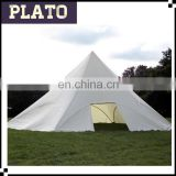 luxury customized star marquee tent with side walls for party
