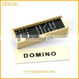 Domino set with wooden box,Dominos set,domino game