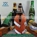 2015 Factory Outlet Zip Style 3mm thick Beer Cooler Neoprene