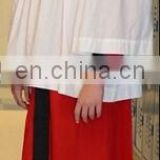 Youth Surplice / Catholic vestments In White Color