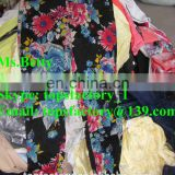 2014 wholesale cream used clothes used clothing lots