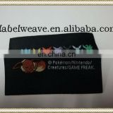 colorful and fashion woven clothing label