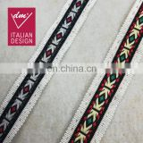 2018 new collection ethnic grosgrain ribbon trim RB00835