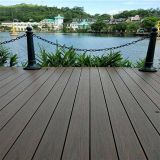 Garden Wood Features Anti-Slip Outdoor Decking Board WPC Wood Plastic Composite Flooring