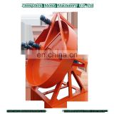 Good working Waste Recycling Disc Fertilizer Granulating Machine In Fertilizer Production