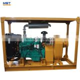 80hp diesel engine self-priming centrifugal pumps