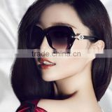 Europe and the United States fashion big sunglasses