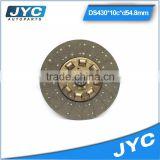 Clutch disc 275 made in china,hot sale Heavy duty Truck spare part with high quality and competitive price