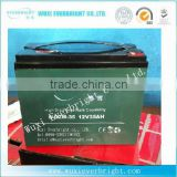 12v lead acid battery for electric motercycle/ tricycle/ scooter/bike with high capacity and low price