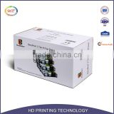 Eco-friendly Newest Design Paper Material White cardboard box, mini cardboard box, small cardboard box.