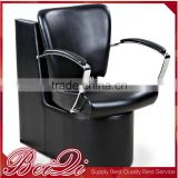 Beiqi 2016 Hair Cutting Salon Furniture Duty Black Leather Body Massage Shampoo CHair Hair Dryer Chair for Sale