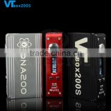 2015 Latest Vapecige temp control mod VTbox200s VT200 with authentic DNA 200 chip, VT box 200S