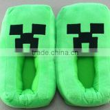 2015 big hero children home slippers cartoon house boys cotton slippers kids inside shoes