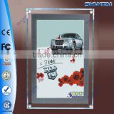 advertising led illuminated bus poster frames