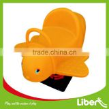 Single seats Animal type Amusement Rider,Outdoor Amusement park Spring Rider, Rider On Spring Toys