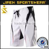 wholesale Men Fashion beach swim pants Heather surfing shorts Boardshorts bright white color