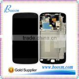 Original Repair Parts for LG Nexus 4 E960 LCD Touch Screen Replacement Wholesale