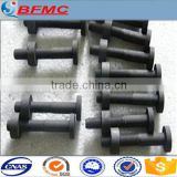 graphit screw for industry furnace
