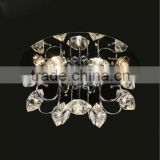 2015 crystal ceiling decoration light Popular crystal ceiling lamp for distributors LC5010-9