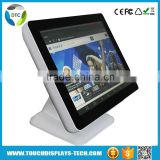 Stock 15inch projected capacitive Desktop True Flat touch screen monitor