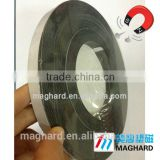 wholesale factory manufacturer 10M*12.77MM*1.5MM Magnetic strip with adhesive 10M*12.77MM*1.5MM