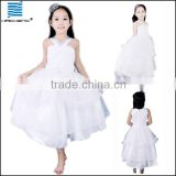 party supply child princess wedding dress costume