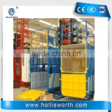 Single/Double Cage Construction Equipment Lifter for Building Material Hoist cargo lift hoist With CE and ISO