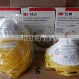 3m anti pollution mask n95 3M anti dust mask 3m 8210 respirator mask made in USA