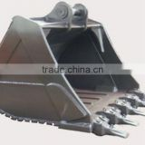 SF excavator parts Rock bucket V700 5.0 CBM for Volvo excavator / Volvo excavator bucket