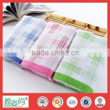 Multi Color 100% Cotton Face Towel Soft Stripe Cotton Pareo Towels