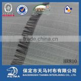 best quality horse hair interlining made of cotton&horse tail