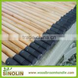 SINOLIN long handle broom with 100% natural wood, factory broom handles,wooden mop handle