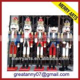 China factory art minds wood crafts 180cm the nutcracker ballet wholesale wooden chrismas nutcracker solider
