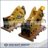 High power korean hydraulic concrete breaker