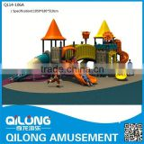 playground professional manufacture in China multi function children outdoor toy slide Sports equipment Series,LE. X3. 211.295