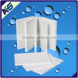 1mm - 20mm PVC Rigid Foam Board , Heat Insulation High Density PVC Foam Board, Decoration Material White PVC Foam Sheet