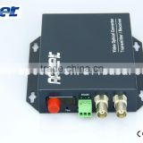 Video&audio Lightning 2 channel ftth catv optical receiver