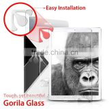 Tempered Glass Screen Protector for ipad pro 9.7, i-croo Antibacterial Corning Gorilla Tempered Glass 9H 0.33mm screen protector