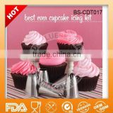 Large icing nozzle for in different shape for cake decorating BS- CDT017                                                                         Quality Choice