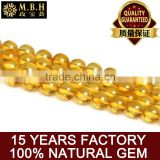 hot Natural amber amber beeswax beads beads semi-finished fashion DIY Gem Handmade Jewelry Wholesale