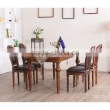 Best price Hot selling wood fiber library used table and chair for restaurant opportunity dining set
